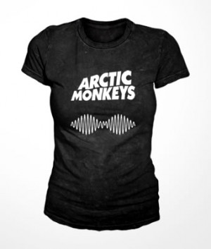 Baby Look Arctic Monkeys