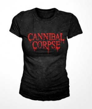 Baby Look Cannibal Corpse