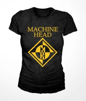 Baby Look Machine Head