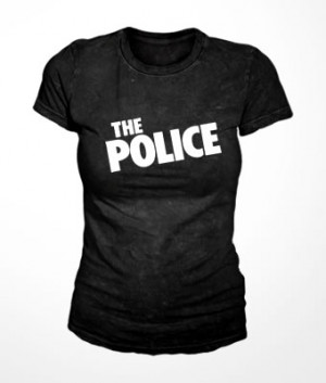 Baby Look The Police