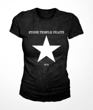Baby Look Stone Temple Pilots 5