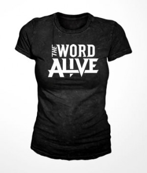 Baby Look The Word Alive