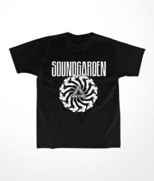 Camiseta Infantil Soundgarden