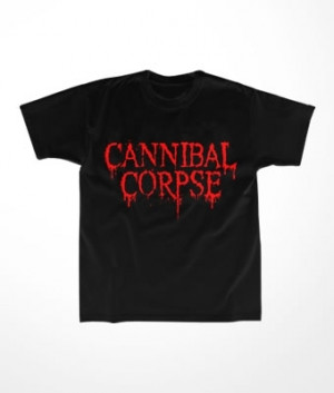 Camiseta Infantil Cannibal Corpse