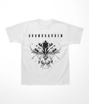 Camiseta Infantil Soundgarden 3