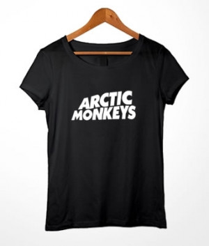 Long Baby Look Arctic Monkeys
