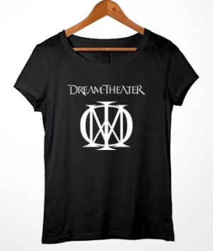 Long Baby Look Dream Theater