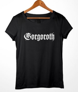 Long Baby Look Gorgoroth