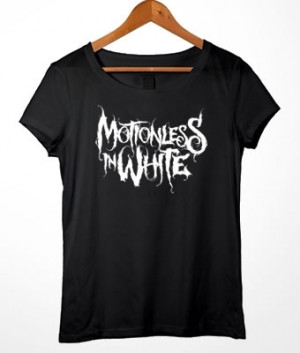 Long Baby Look Motionless in White