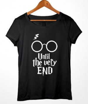 Long Baby Look Harry Potter Until the very End