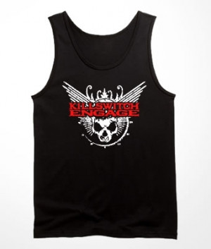 Regata Killswitch Engage Skull Logo