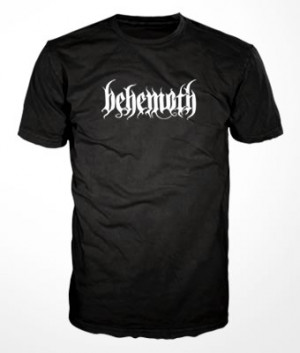 Camiseta Behemoth