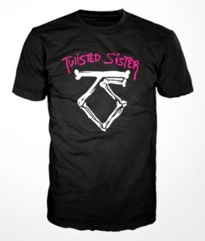 Camiseta Twisted Sister