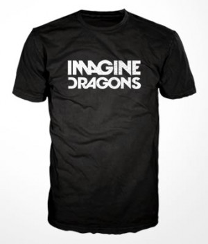 Camiseta Imagine Dragons