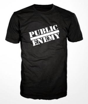 Camiseta Public Enemy