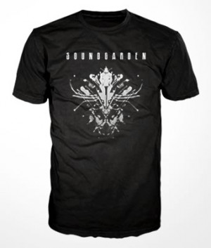 Camiseta Soundgarden 3