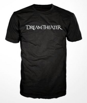 Camiseta Dream Theater 2