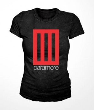 Baby Look Paramore