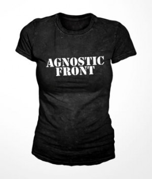 Baby Look Agnostic Front
