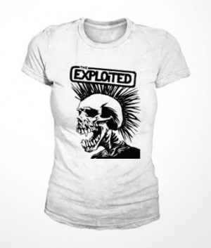 Baby Look The Exploited