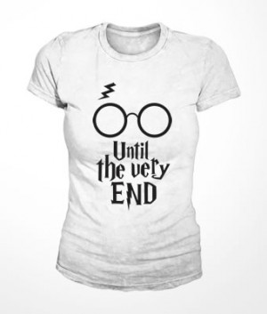 Baby Look Harry Potter Until the very End
