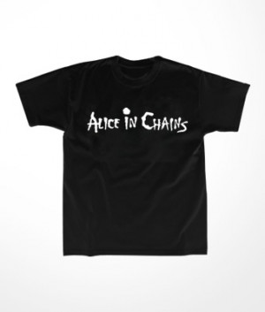 Camiseta Infantil Alice in Chains