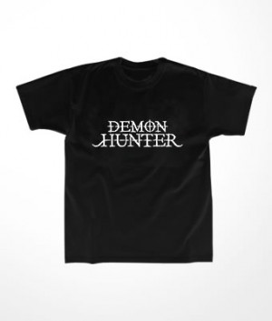 Camiseta Infantil Demon Hunter
