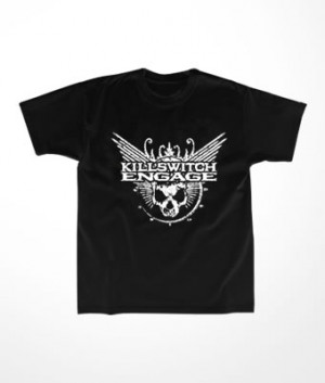 Camiseta Infantil Killswitch Engage