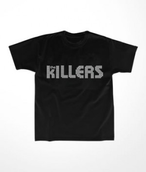 Camiseta Infantil The Killers