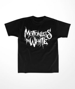 Camiseta Infantil Motionless in White