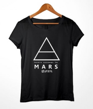 Long Baby Look 30 Seconds to Mars