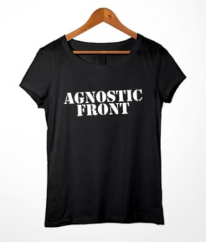 Long Baby Look Agnostic Front