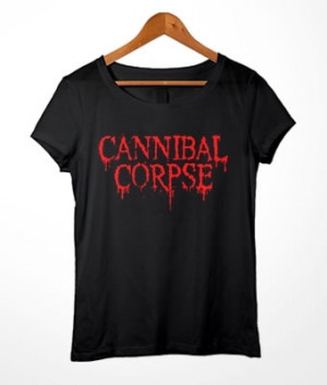 Long Baby Look Cannibal Corpse