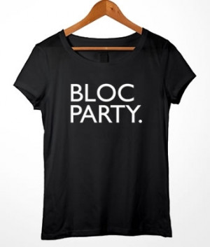 Long Baby Look Bloc Party