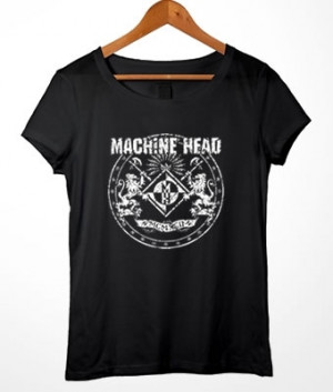 Long Baby Look Machine Head