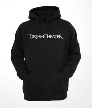 Moletom com capuz e bolso Dream Theater 2