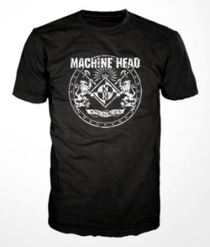Camiseta Machine Head